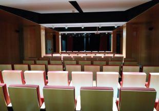 Villa de Vallecas estrena nueva sala de teatro este jueves