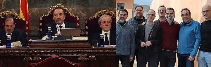 Las claves del histórico juicio del procés soberanista catalán