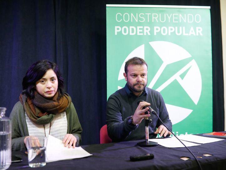 Rommy Arce batallará contra Carmena: los 'anticapis' no irán con Más Madrid
