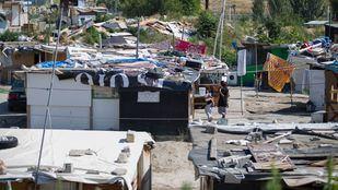 16 familias del poblado chabolista de El Gallinero fueron realojadas a finales del año pasado.