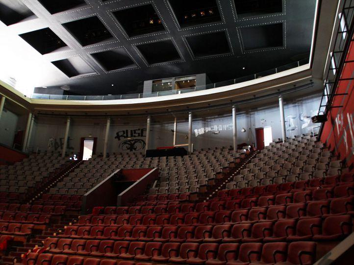 Tres emblemáticos teatros de Madrid no logran subir el telón
