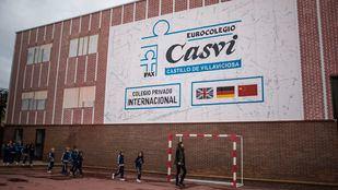 Jornada de puertas abiertas en el Eurocolegio Casvi