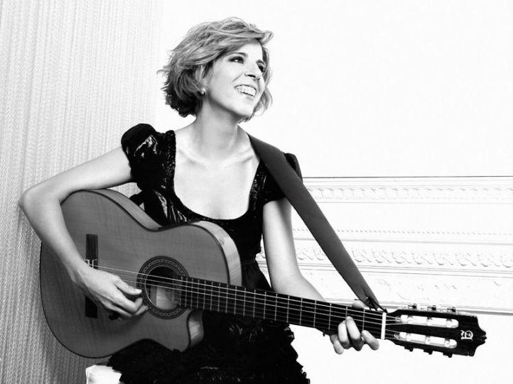 Soledad Giménez presenta 'Talismán', de su nuevo álbum 'Mujeres de Música'