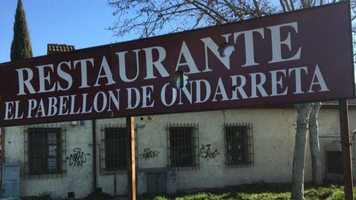 Abandono en el Paseo de la Gastronomía.
