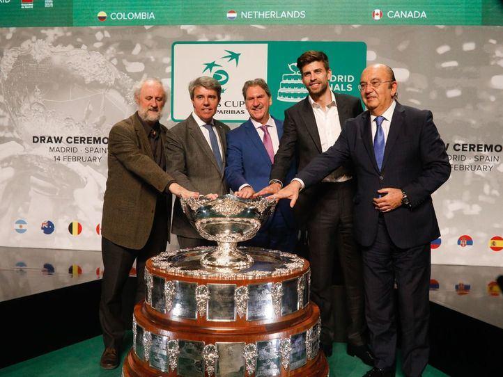 España ya tiene rivales para la Davis madrileña