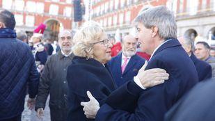 Garrido celebra la convocatoria y Carmena lamenta la no aprobación de los Presupuestos