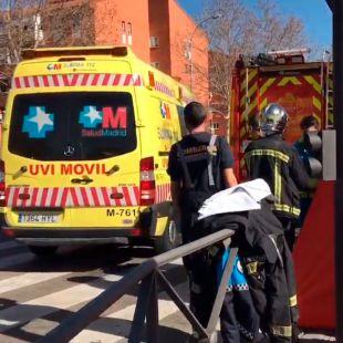 Muere una anciana en Alcobendas tras ser atropellada por una furgoneta
