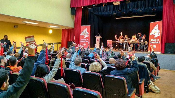 IU abre un nuevo proyecto electoral en Madrid de la mano de Anticapitalistas