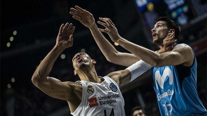 Copa del Rey de baloncesto: Real Madrid contra Estudiantes.
