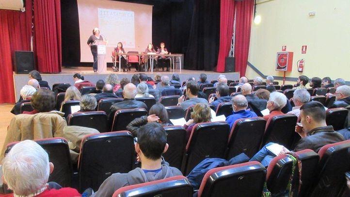 III Asamblea de Izquierda Unida.