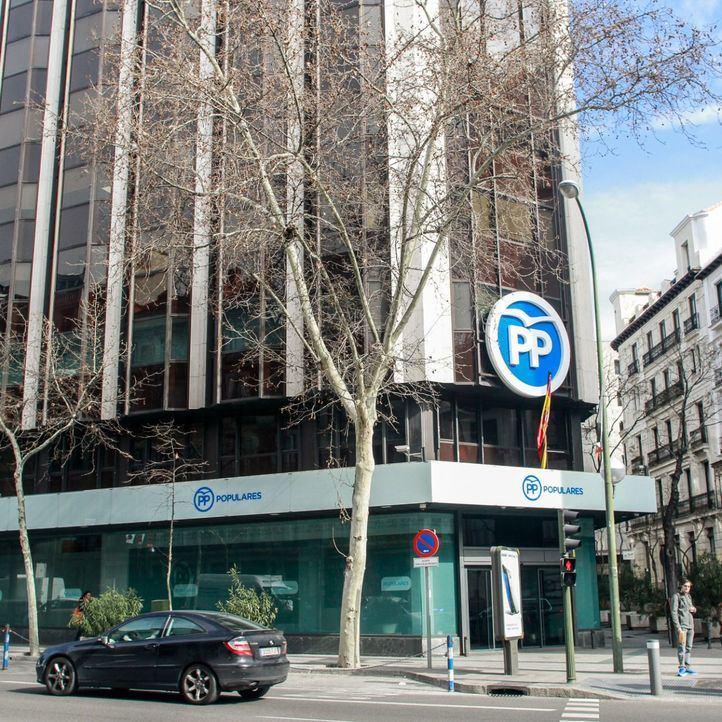 Suspendido el juicio al PP por la destrucción de los ordenadores de Luis Bárcenas
