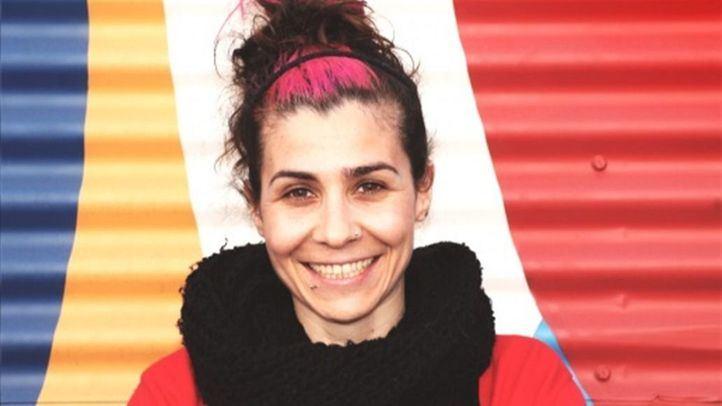Vanesa Lillo, 'número dos' de la lista electoral de IU a la Comunidad de Madrid, liderada por la diputada nacional Sol Sánchez