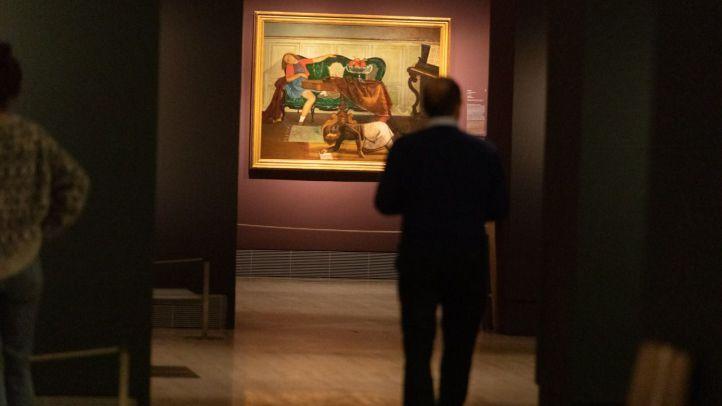 Las 'lolitas' de Balthus se instalan en el Museo Thyssen
