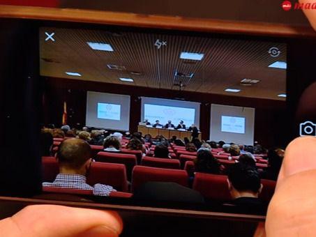 Más de 400 personas asistieron a la II Asamblea de directores de Escuelas Católicas de Madrid.