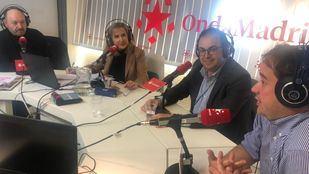 Los alcaldes de Torrejón de Ardoz y Leganés en Com Permiso