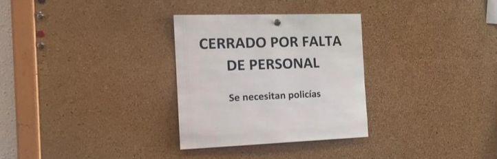 Valdemorillo ha perdido casi la mitad de sus policías en 2019