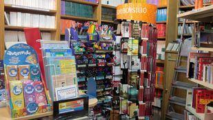 Librería Multicolor en la calle de Arenal, 3.