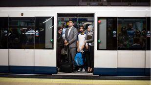 Las líneas impares de Metro, afectadas por los paros este sábado