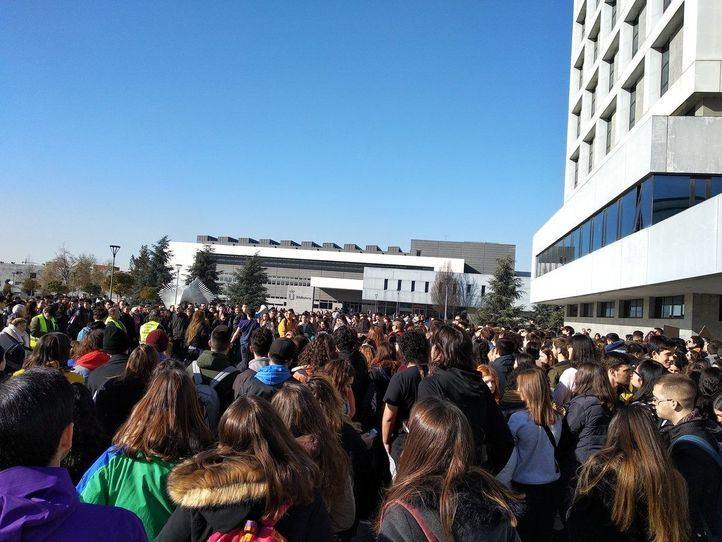 Aprobado el polémico plan de reordenación en Aranjuez pese a la protesta estudiantil