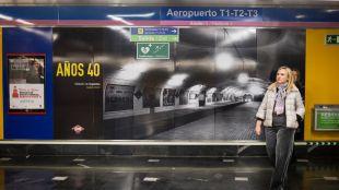 Madrid prepara una 'app' para entrar al Metro con el móvil y recargar los billetes