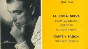 Hace 46 años de la muerte del cantaor Manolo Caracol