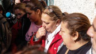Se han desahuciado a las familias de Pepi, Rosi, Juani y Mayra enuna ejecución llevada a cabo por la comisión judicial y custodiada por cientos de agentes de la UIP que se han enfrentado con los activista congregados a las puertas.