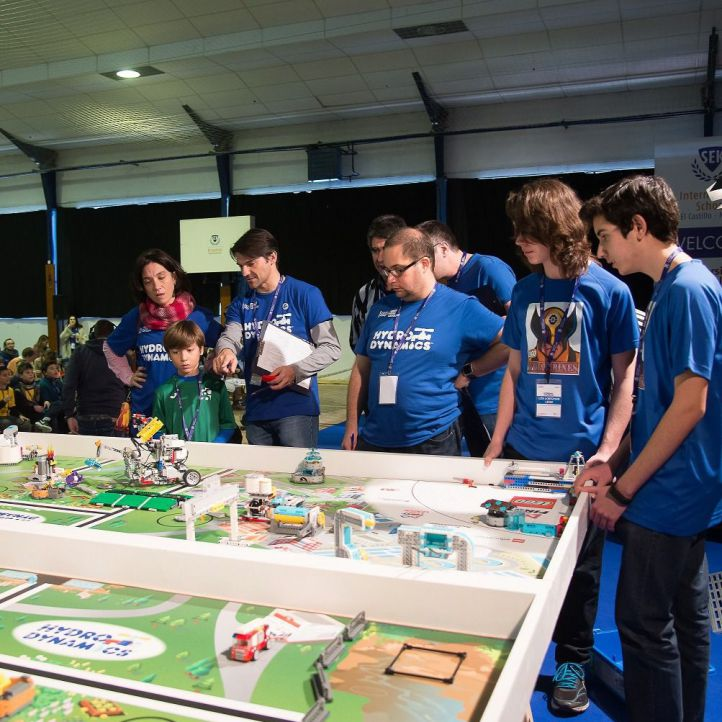 SEK celebrará una nueva edición del Torneo First Lego League en Madrid