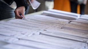 Foto de archivo de las elecciones autonómicas y municipales 2015.