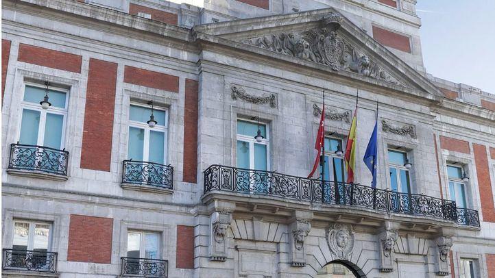 Real Casa de Correos, en Sol.