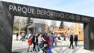 Pozuelo inaugura su nuevo Parque Deportivo Carlos Sainz