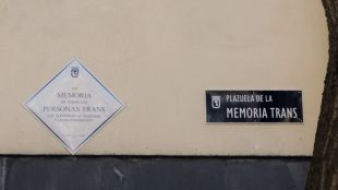 Una plaza para honrar la Memoria Trans