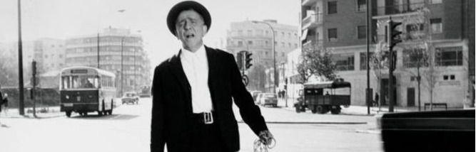Muere Paco Martínez Soria, el rostro de la comedia española