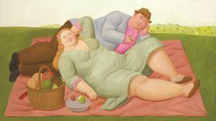 Botero, el artista de los volúmenes, regresa a Madrid