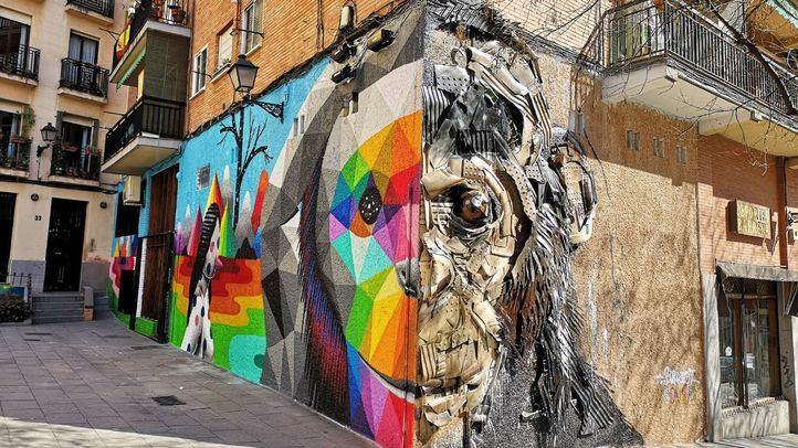 El arte callejero se renueva