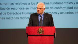 Borrell será el candidato del PSOE a las europeas de mayo