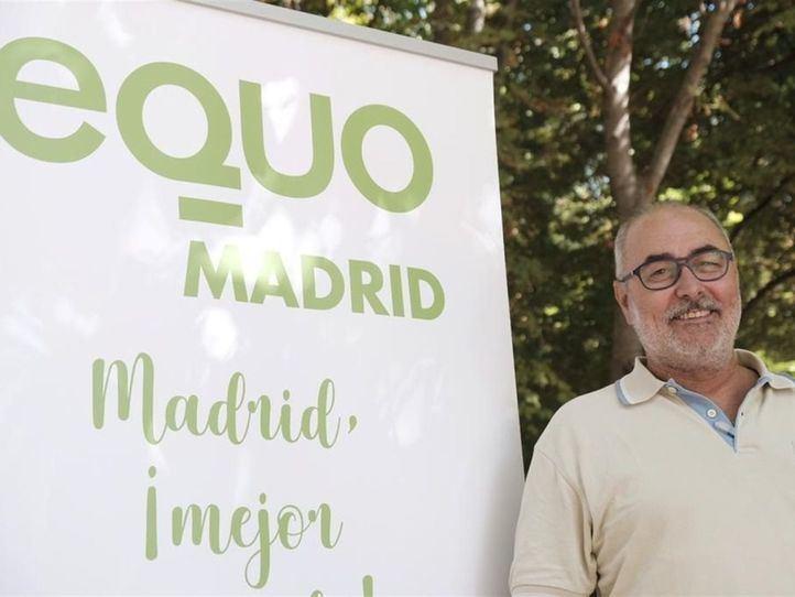 Equo y Más Madrid, en la misma lista en Ayuntamiento y Comunidad