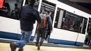 Los sindicatos de Metro convocan huelga el 8 de marzo