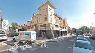 Edificio que se encuentra actualmente en el lugar en el que se situaba el cine Covadonga.