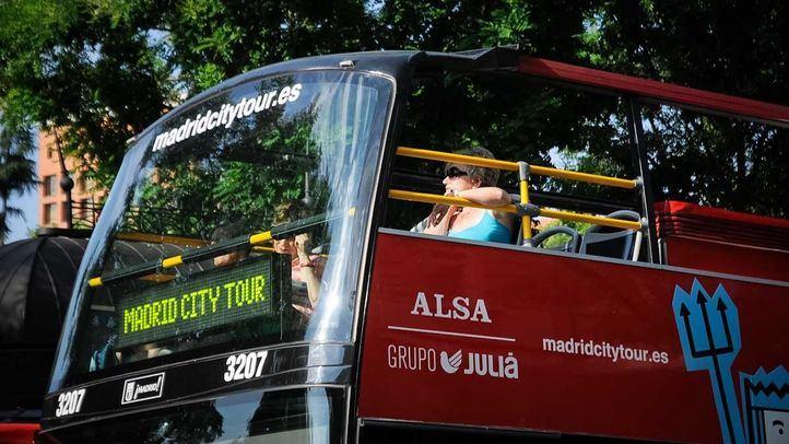 Madrid City Tour insta al Ayuntamiento de Madrid a la paralización de los autobuses turísticos ilegales