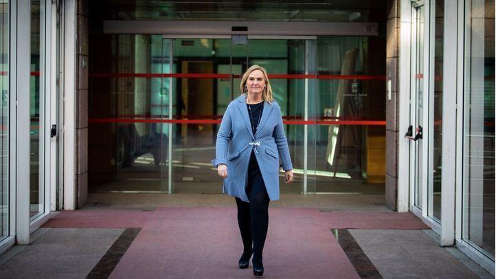 Rosalía Gonzalo: 'El ministro Ábalos ha utilizado a los taxistas'