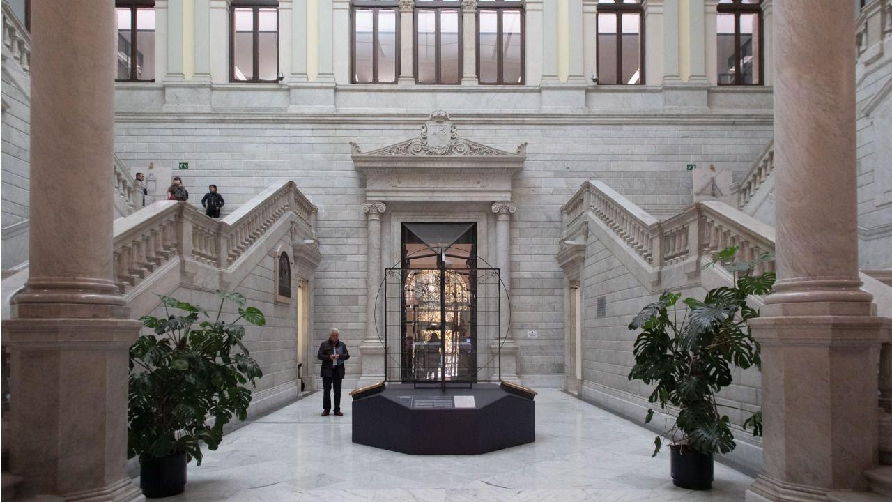 Nace en España el primer templo de la lectura, la Real Biblioteca Pública