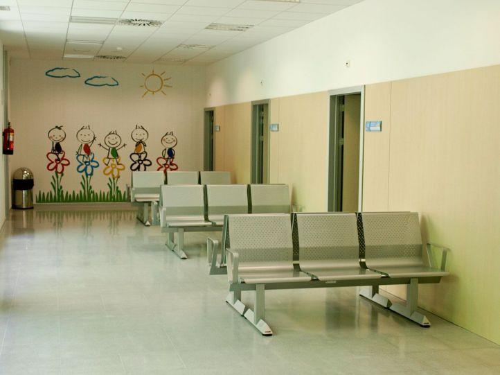 El ambulatorio de Montecarmelo, a finales de 2019