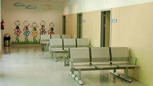 Foto de archivo de un centro de salud.