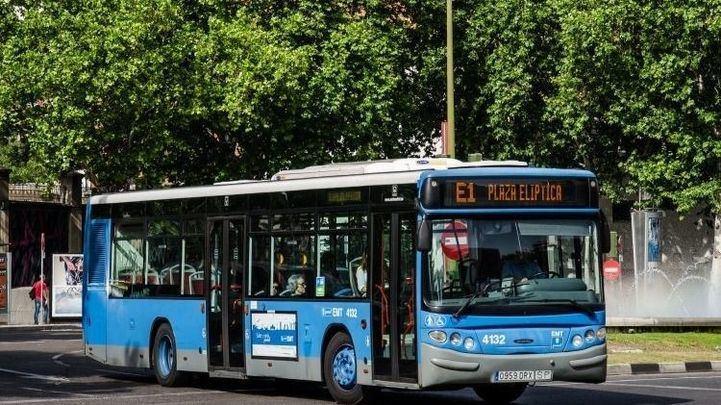 La línea exprés E1 de la EMT llegará de Cibeles a La Peseta
