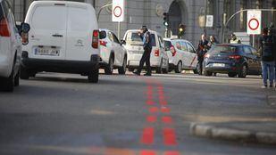 Las multas llegan a Madrid Central el 15 de marzo