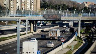 Madrid mantendrá este viernes la reducción de velocidad