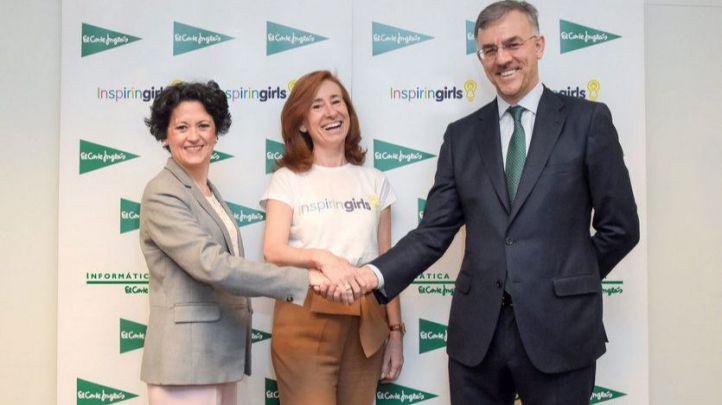 El Corte Inglés impulsa la formación de las mujeres del futuro