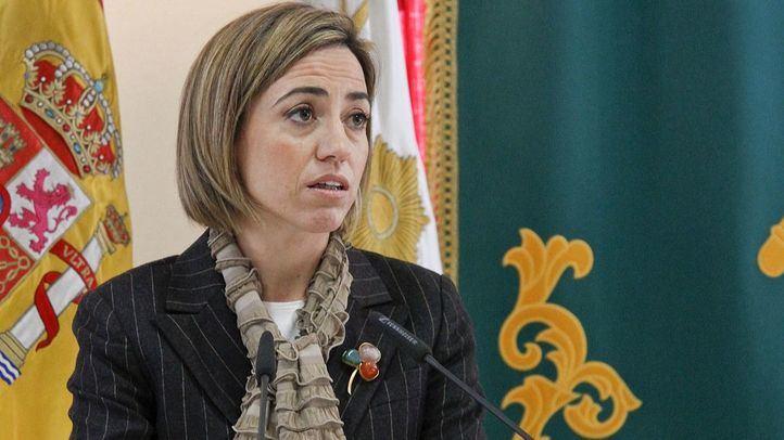La exministra Carme Chacón tendrá una calle en Fuencarral