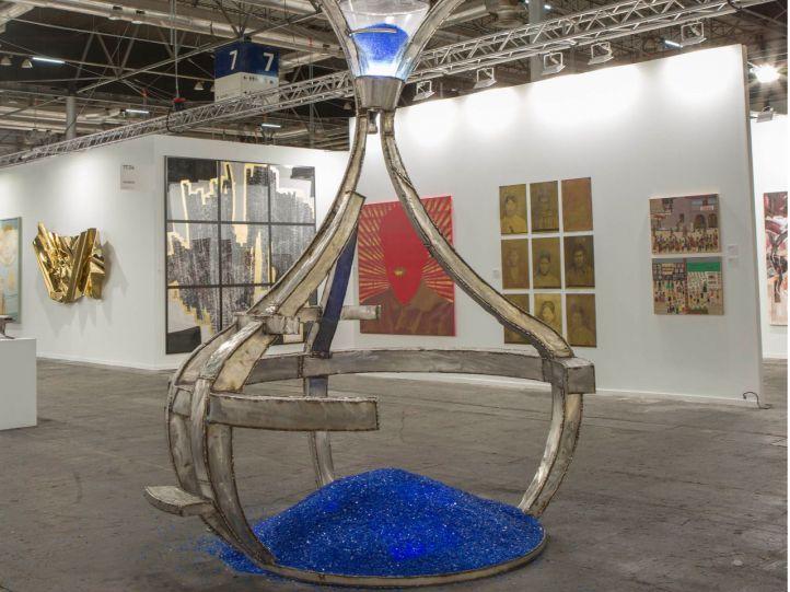 'La Memoria del Vidrio', la mirada más sostenible del arte en ARCO