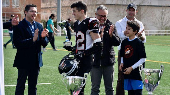 Final madrileña de la Liga de Fútbol Americano Junior 11x11: dos viejos conocidos frente a frente